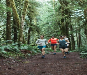 Oiselle's All-Female Team For The Speed Project 3.0