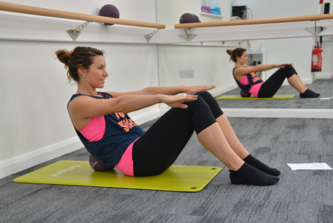 8 Reasons Why Barre Specifically Is The Perfect Cross-Training