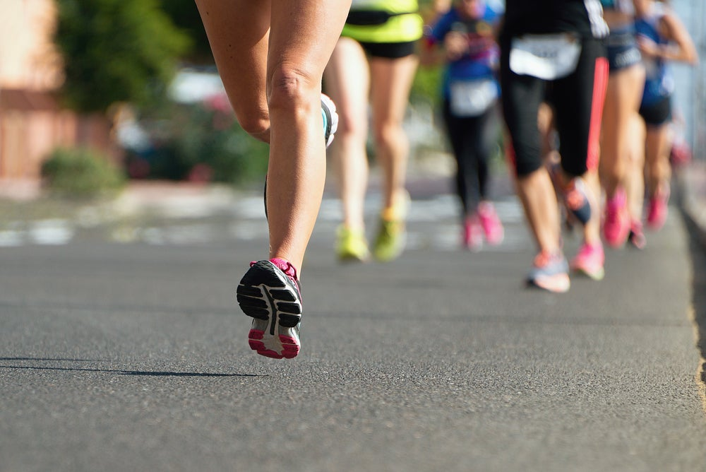 10 Signs You're Ready To Register For Your First Marathon