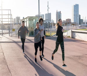 Tips For Running Safely In Metro Area