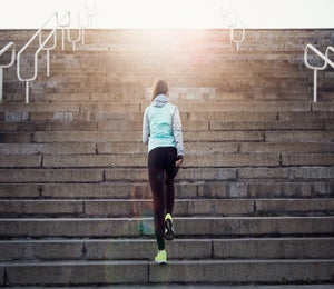 Start Doing This Stair Workout After Your Runs