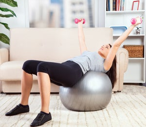 At-Home Strength Workouts