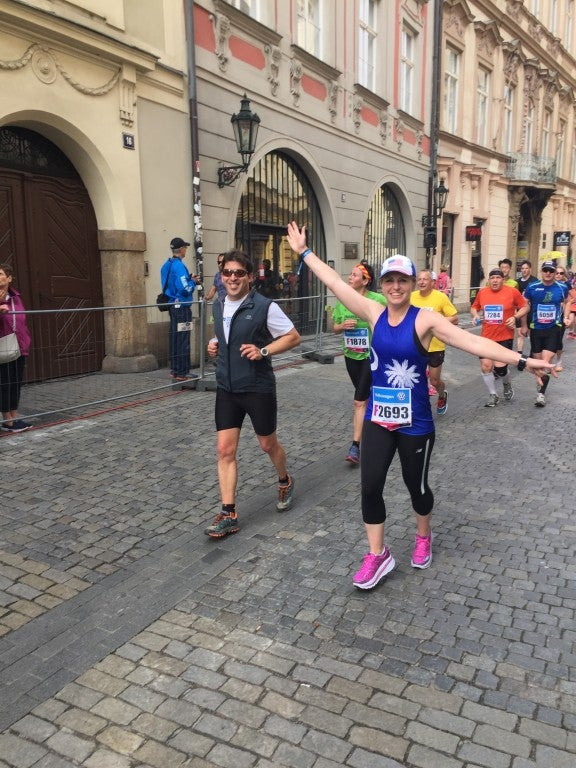 This Is What It's Like To Run An International Marathon