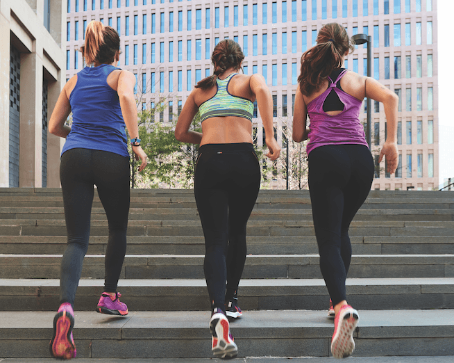 Short Stair Sprints And How They Totally Benefit You