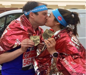 Pacing My Partner Through A Marathon Taught Me These Things