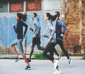 A 10K And 10-Miler Training Plan