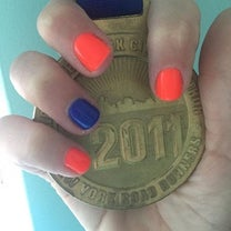 9 Fun Race Day Nail Polish Ideas And Designs
