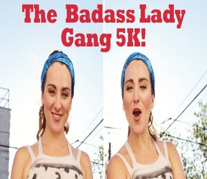 The #BadassLadyGang5K Week 2 Training Plan