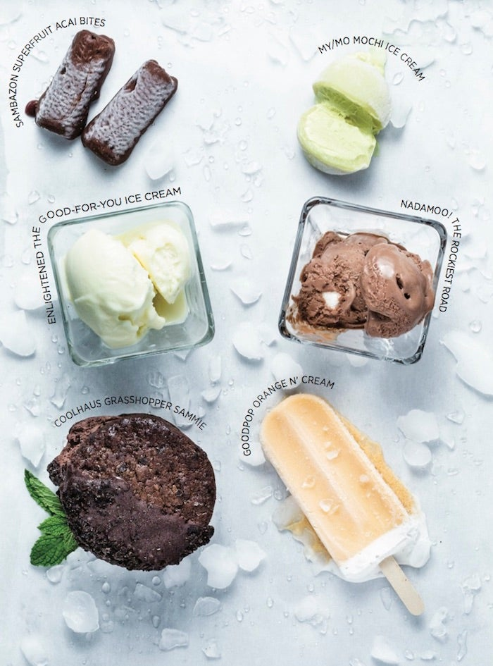 6 Frozen Desserts That We Are Drooling Over