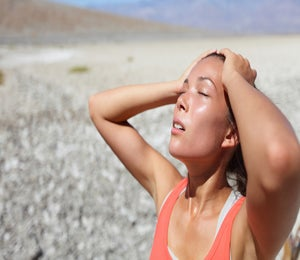 Ask The Coach: Safety Tips For Running In The Heat