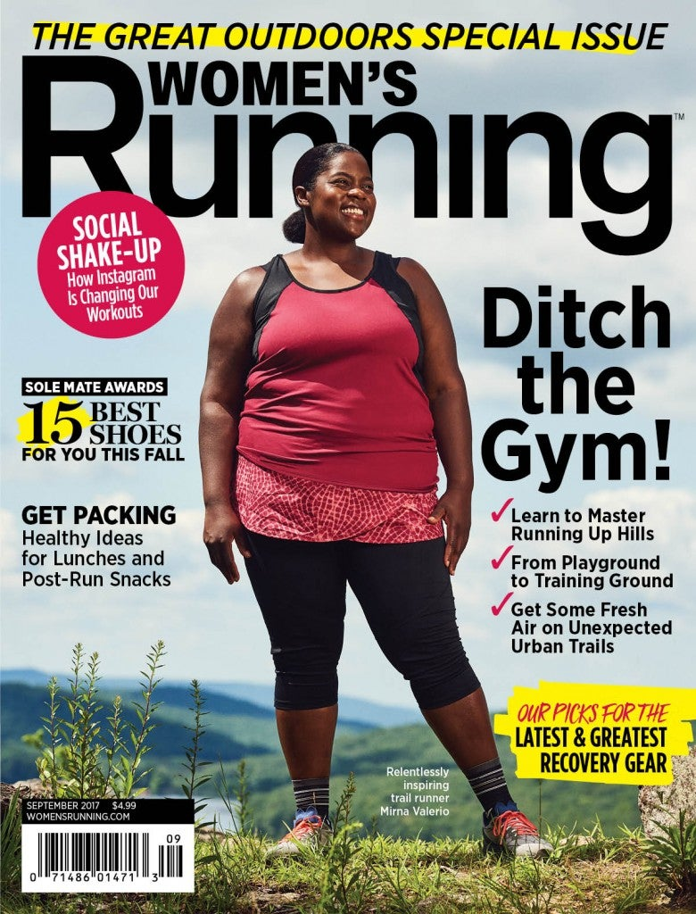 Holding on to those last days of summer weather  Check out the Women s  Running September 2017 issue to help you make the most of the great  outdoors. ee742e3711