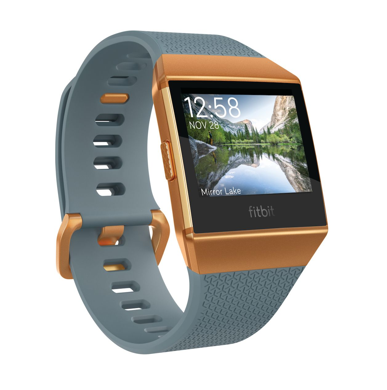 Fitbit Launches First Smartwatch And Introduces Headphones