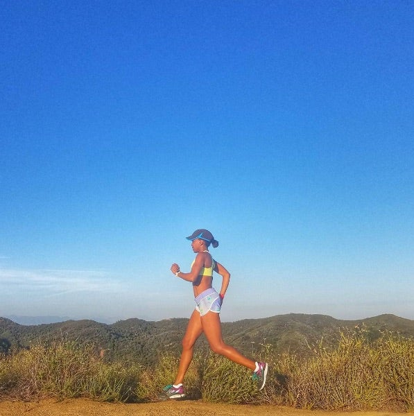 """""""I Am She. I Am Runner."""" Poem Is All Of Us"""