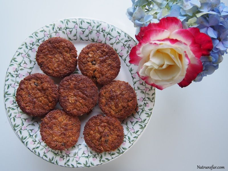Oatmeal Currant Muffins Are A Healthy Post-Run Treat