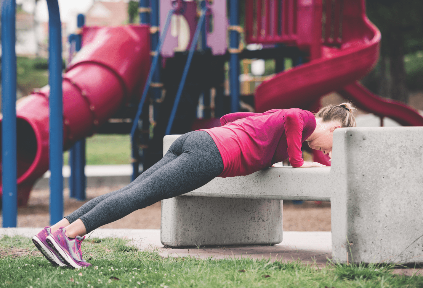 5 Exercises You Can Do At A Playground