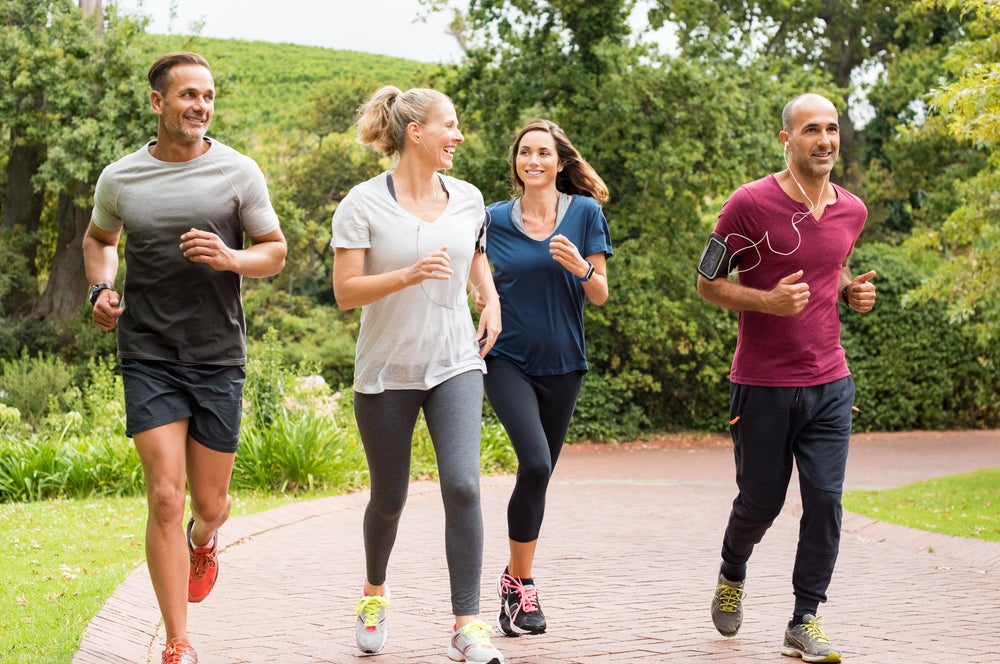 An Introvert's Guide To Running With A Group