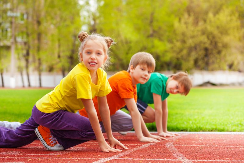 How To Inspire A Little Runner Within Your Kids