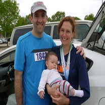 Real Runners: Running To Recovery After An Unplanned C Section