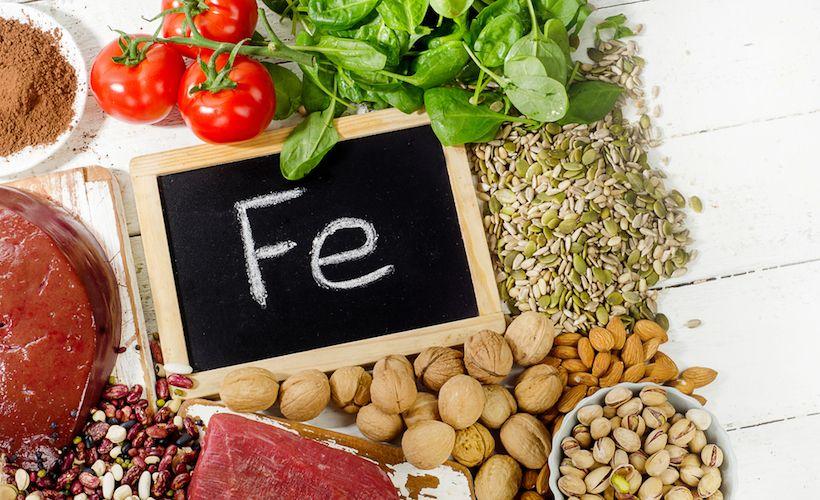 iron nutrition ile ilgili görsel sonucu