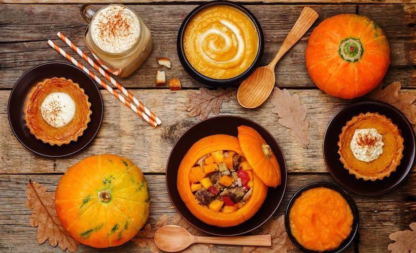 Embrace The Health Benefits Of Pumpkin This Season