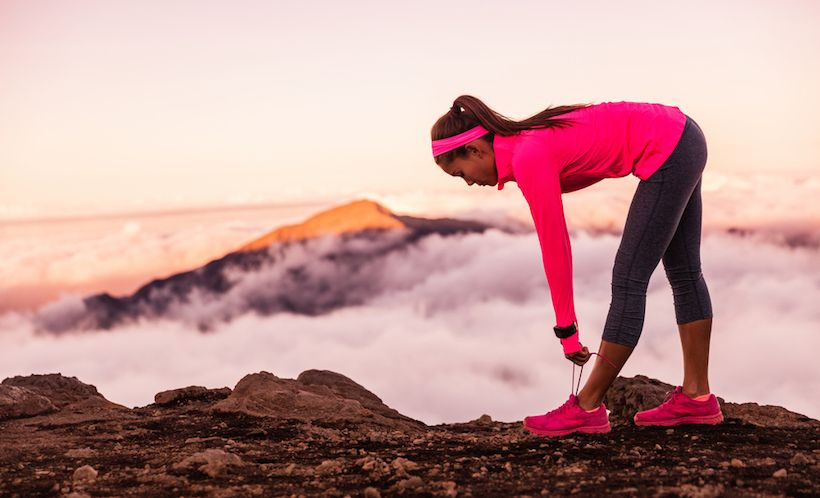 Maintaining Mental Fortitude In The Face Of A Running Injury