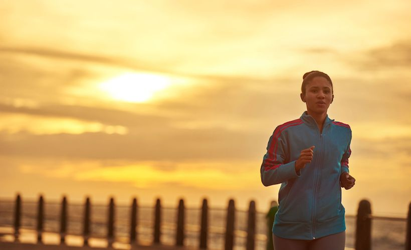 One Runner Explains How She Came To Love The Sport