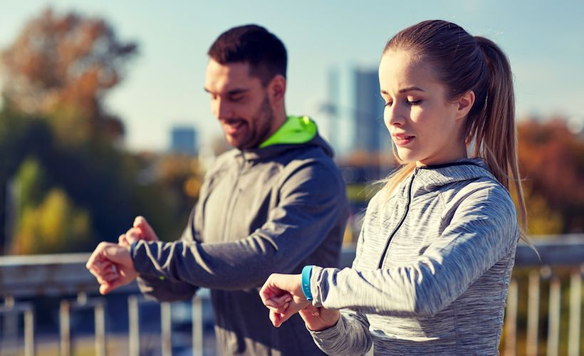 Study Shows Calories Burned May Be Wrong On Fitness Trackers
