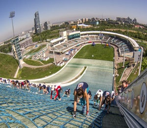 My Experience Witnessing The Most Insane 400-Meter Race In The World