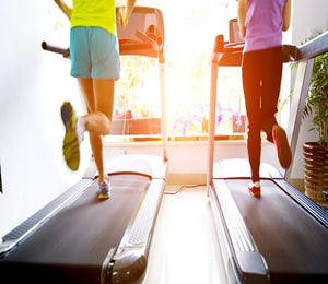 The Benefits Of A 1-Mile Treadmill Run