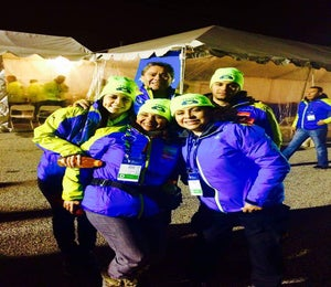 4 Of The NYC Marathon's Most Loyal Volunteers