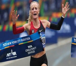 A Q&A With Shalane Flanagan, NYC Marathon Champ