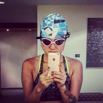 Learning To Swim As An Adult Marathoner