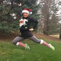 Have Crazy Holiday Running Socks Become The New Ugly Sweaters?