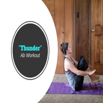 """An Ab Workout Routine Set To Imagine Dragons' """"Thunder"""""""