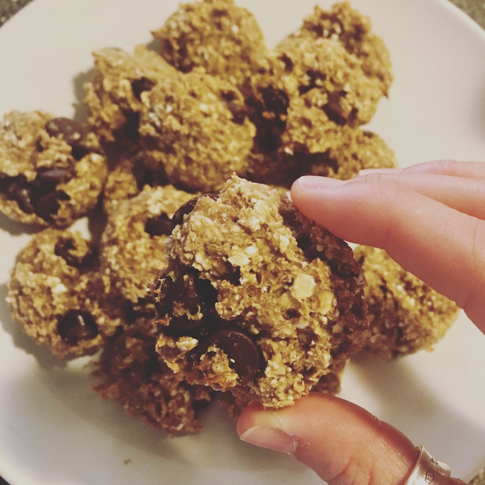 Get A Sweet Start On The New Year With This Healthy Cookie Recipe
