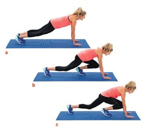 No Gym? No Problem! Try These Moves Anywhere.