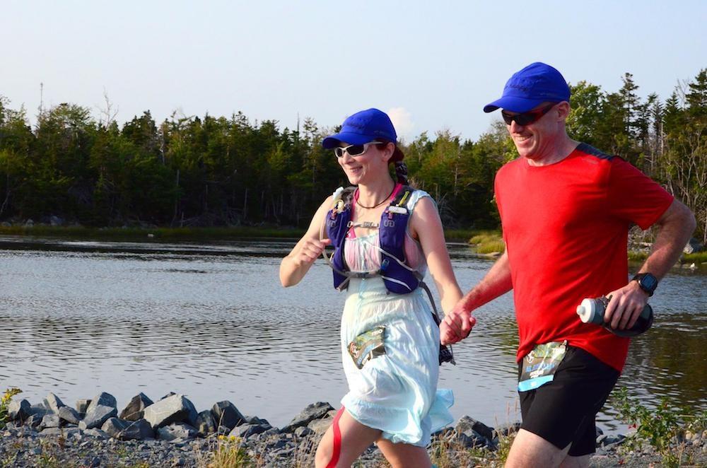 Rhonda-Marie And Steven Parke Found Love Through Running