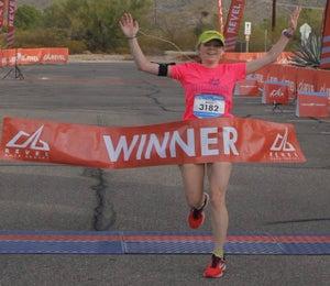 Channeling Shalane To Win The REVEL Mt. Lemmon Half Marathon