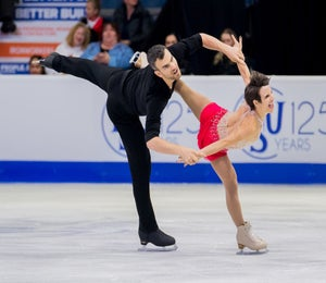 This Figure Skater Runs Every Week As Part Of Her Olympic Training
