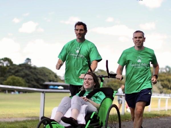 Meet The World Marathon Challenge's First Wheelchair Finisher