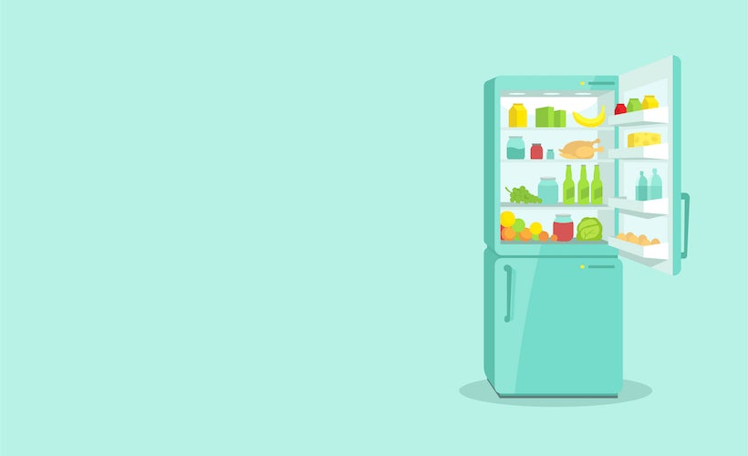 Cleaning Out The Back Of Your (Runner's) Fridge And Mind