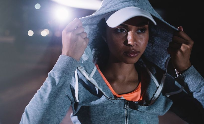 Experts Share Their Tips On Running Safely After Dark