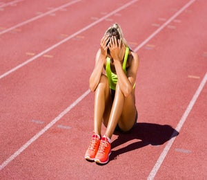 How To Handle Those Post-Race Blues