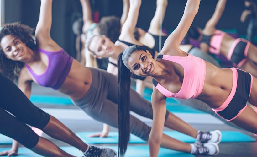 Strength Training Workouts To Try (With And Without Weights)