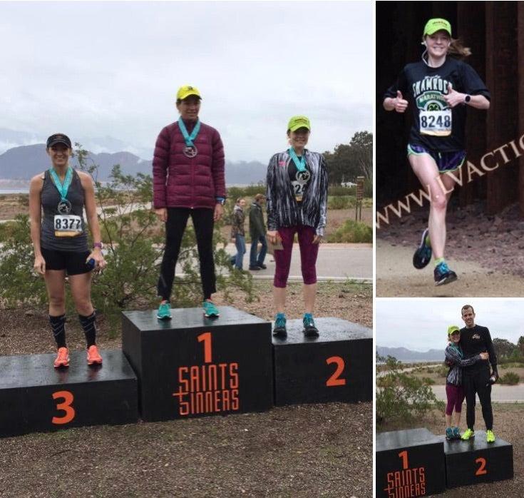 Race Recap: PRing At The Saints And Sinners Half Marathon