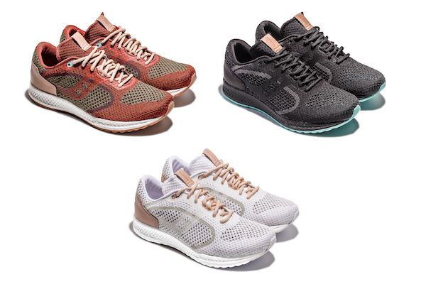 Saucony Announces Its 120th Anniversary