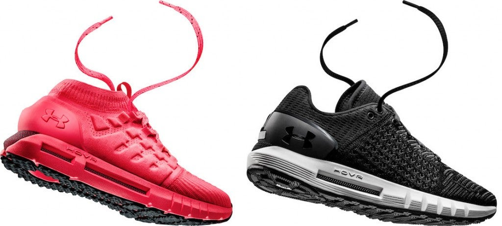 premium selection f42c6 9da27 Under Armour Launches UA HOVR Tech With 2 New Shoes