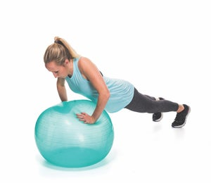 Video: Exercise Ball Strength Circuit