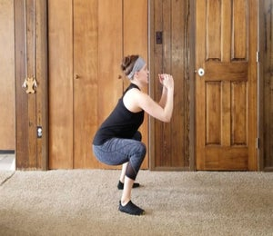 This Routine Works Your Legs, Glutes And Thighs