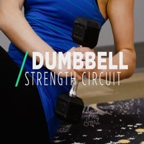 Dumbbell Strength Circuit